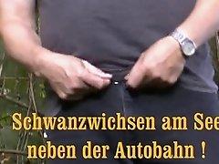 Schwanzwichsen am See