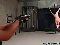Japanese Bdsm Uses A Special Weapon