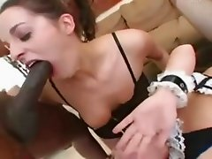 girlsongirls fucking anal with lucky guy