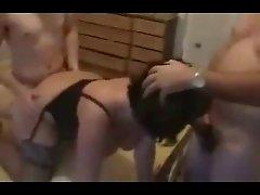Brit slut wife