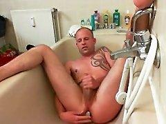 spass in der Badewanne