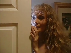 The beautiful Dee Baker in a MMF scene