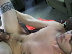 Straight jocks gay massage experience