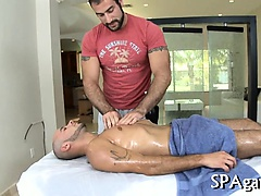 Carnal oil massage