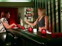 Cherry Lesbian Scene