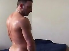 2 men having fun with a cam