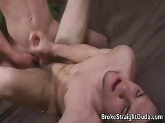 Gay clip of Straight Bobby and Rocco part4