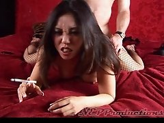 Kaiya Lynn - Smoking Fetish at Dragginladies
