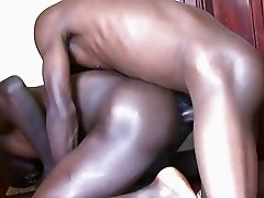 A tight African ass