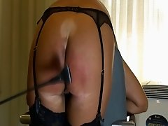 red ass whipping