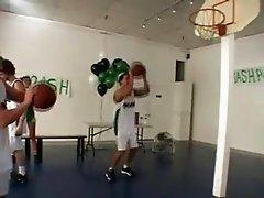 Basket gangbang