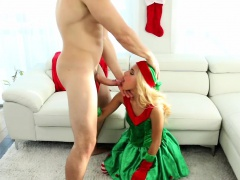 The Mischievous Elf Starring Uma Jolie