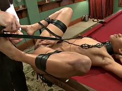 sexy slave's are fucked silly by their master