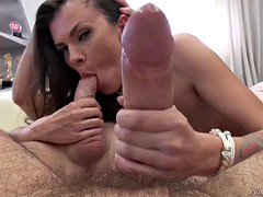 russian rookie veronica sky in wild anal 3way on rocco's casting