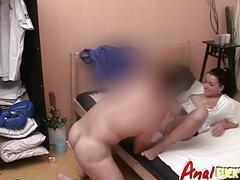 Antonio fucks some more ass on tour
