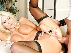Spizoo- Brittany Andrews fucked by a monster cock, big boobs