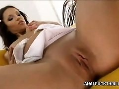 Mouth Fucked Anal Queen Ana Lya