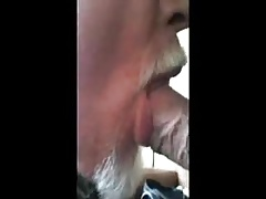 Getting blown and cumming