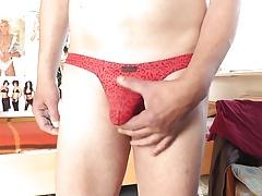 sexy olaf benz string