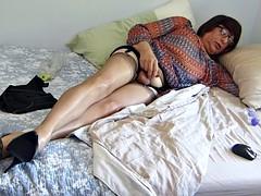 Bobbie horny nylon saturday # 1