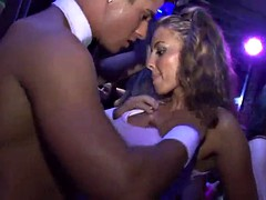 amazing blowjobs in a hot party video