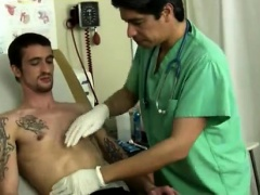 Bound and naked guy doctor diaper gay first time Jake was wa