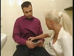 Lexi Blank - Die Spermaprobe