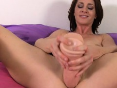 Big tits pussy orgasm