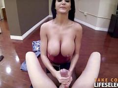 Ava Addams  HUGE BOOBS IN ACTION