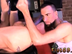 Leather gay men fisting porn A pair we've been wanting to
