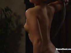 Lesbian soft spanking
