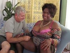 Marliese Morgan The Black BBW Dick Sucker