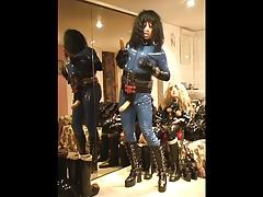 Roxina Cock Slut In Blue X
