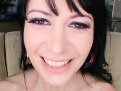 Cutie babe Eva Karera fucks a big dick