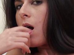 Hungry sluts like her keep milking stags dry