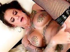 Tattooed Ass Lover