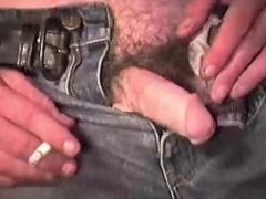Mature Amateur Brandon Jacking Off