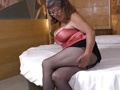 AgedLovE Compilation with Latin Lady and Hardcore