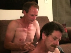 Mature Amateurs Troy and Tim Sucking