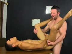 Gay pants sex movie and calf Robbie Anthony knows how to