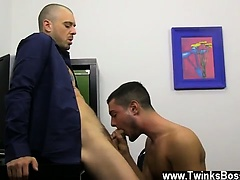 Gay video He's helping out the hunky Kris Anderson with his