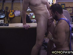 Old frustrated dude fucked gay ass
