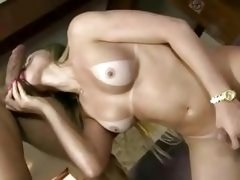 Tranny wants to gulp fat prick and be smashed hard