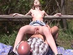 Abby gargling rod outdoor