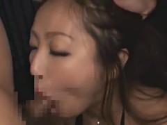 山本美和子 淫乱日本エロ娘エロ顔射ランジェリー