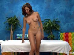 Cute Ariana Marie Fucked By Erected Masseur