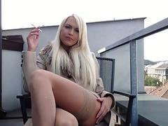 MAGMA FILM Beautiful Lena Love Cums Solo