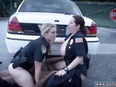 Real wet milf cops fucking a bad guy