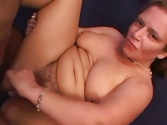 BBW Mature Ass Fucked