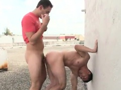Black men dominating white man gay porn videos hot gay publi